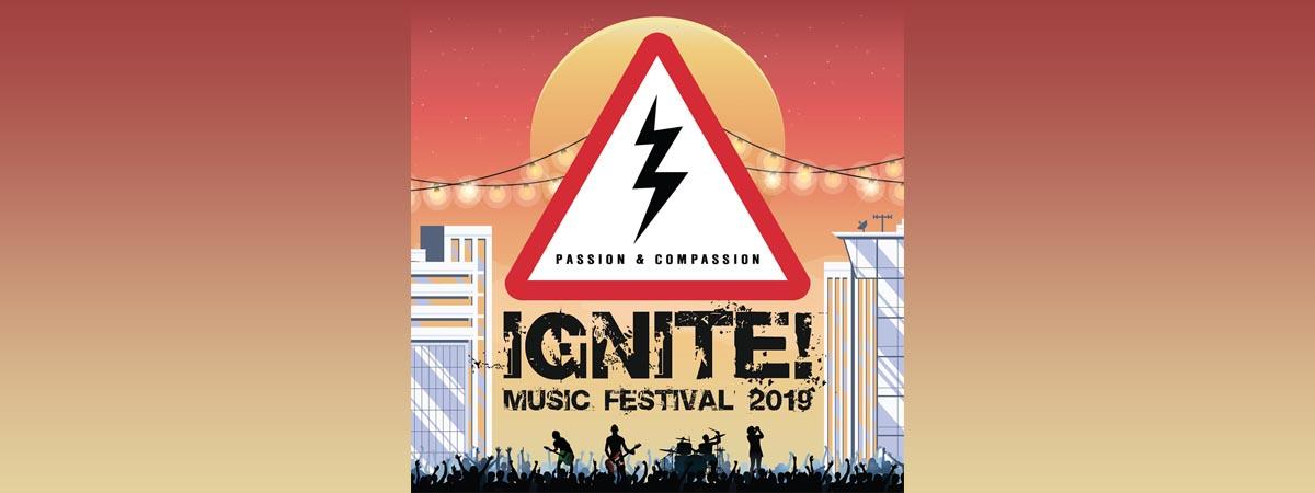 IGNITE! Music Festival 2019- Arts Republic | Arts Events Singapore