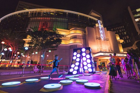 Be a part of the Singapore Night Festival 2020