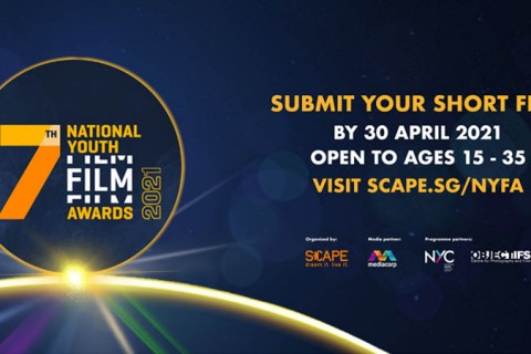 National Youth Film Award 2021 - Open Call