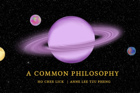 Ho Chee Lick and Anne Lee Tzu Pheng: A Common Philosophy
