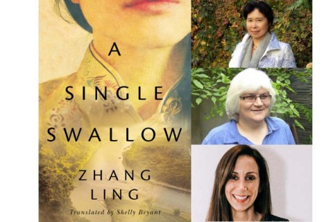 A Single Swallow - In Conversation with the Author, Translator and Editor