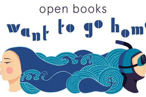 open books: I Want to Go Home
