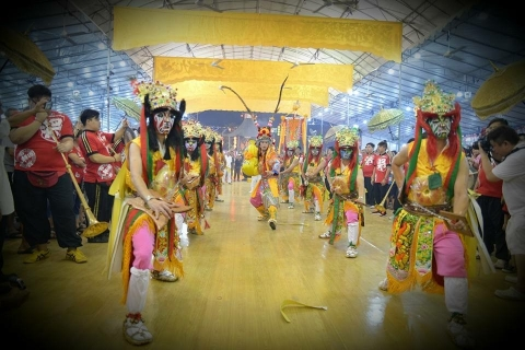 Taoist Processional Dances  Featuring Guan Jiang Shou – Guards of the Gods & Dance of the Qilin