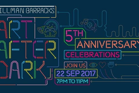 Gillman Barracks 5th Anniversary Celebrations x Art After Dark