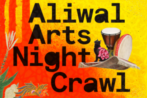 Aliwal Arts Night Crawl 2019
