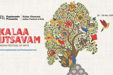 Kalaa Utsavam – Indian Festival of Arts 2020