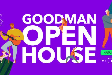 Explore and Experience Art in the first virtual edition of Goodman Open House 2021