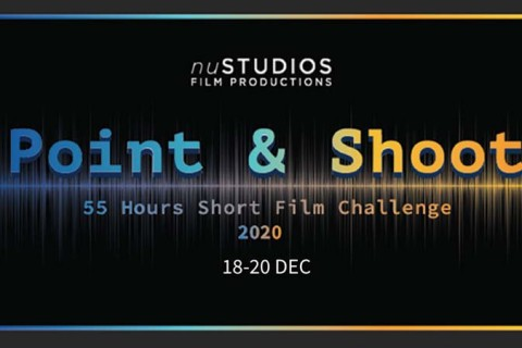 Point & Shoot 2020: 55-Hour Short Film Challenge