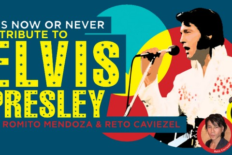 It's Now or Never – A Tribute to Elvis Presley
