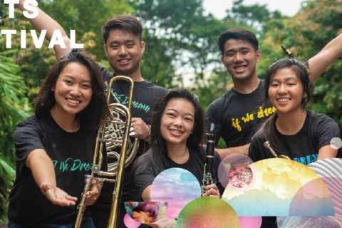 Da Capo XIII - The Magic of Music (NUS Arts Festival 2018)