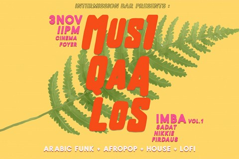 Musiqaalos presents IMBA Vol.1