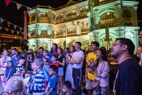 Armenian Street Party: Living Peranakan