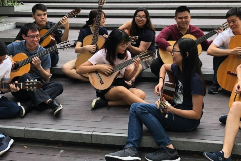 Esplanade Presents: In Youthful Company