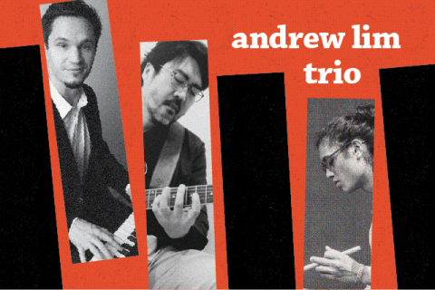 Andrew Lim Trio featuring Ben Paterson and Aaron James Lee