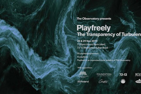 Playfreely - The Transparency of Turbulence