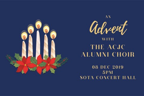 An Advent with the ACJC Alumni Choir