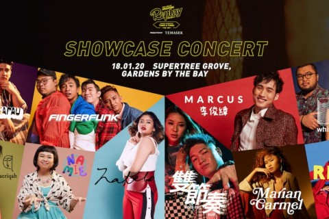 The Great Singapore Replay Showcase Concert