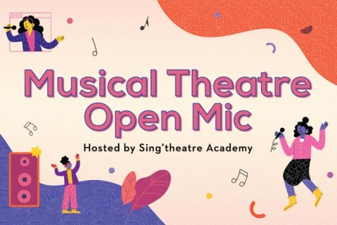 Voices 2020: Musical Theatre Open Mic