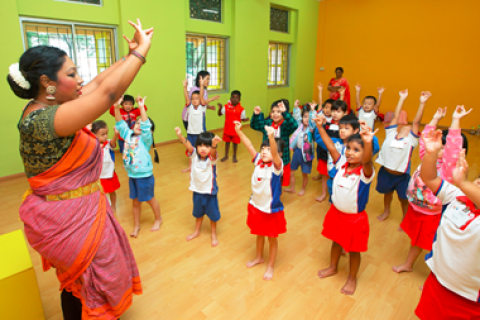 2017 Traditional Arts Taster Programme for Pre-schools - Rama, Hero Ramayana