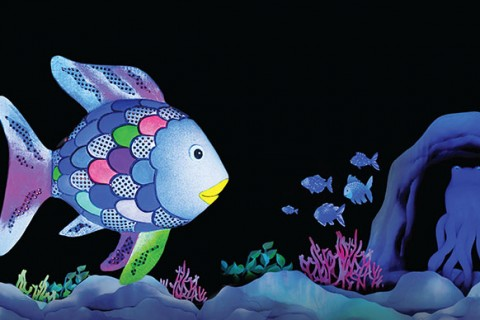 ACT 3 International presents The Rainbow Fish by Mermaid Theatre of Nova Scotia, Canada