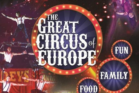 Uncle Ringo presents The Great Circus of Europe 20