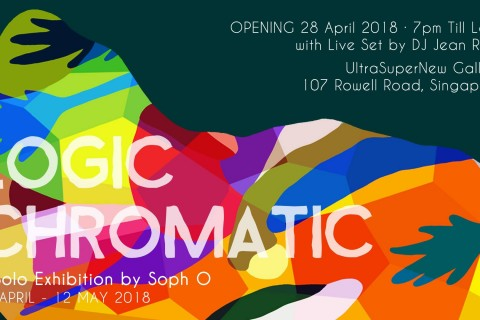 Logic Chromatic - A Solo Exhibition by Soph O