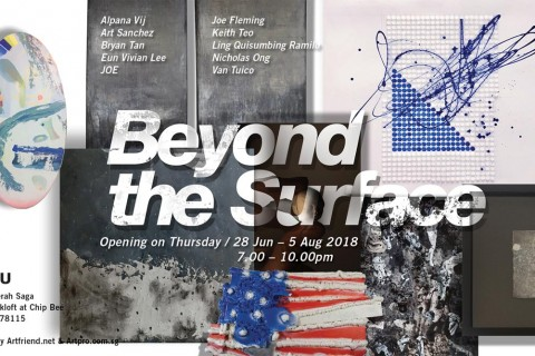 Beyond The Surface, Art Exhibition