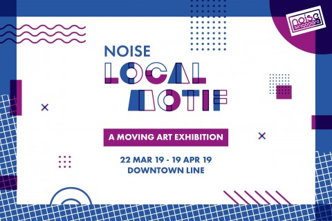 Noise Local Motif by Band of Doodlers