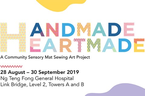 Handmade Heartmade: A Community Sensory Mat Sewing Art Project