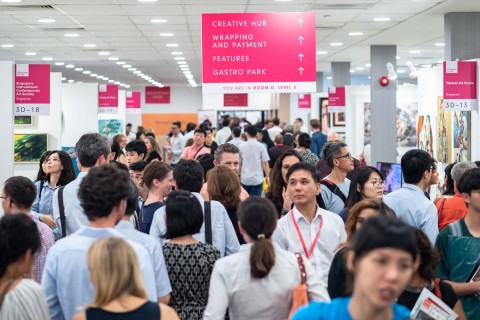 Affordable Art Fair Singapore 2019