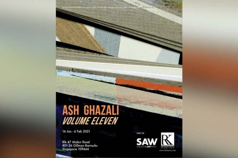 Volume Eleven - A Solo Exhibition by Ash Ghazali