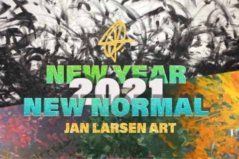 New Year | New Normal - Painting Exhibition & Charity Auction