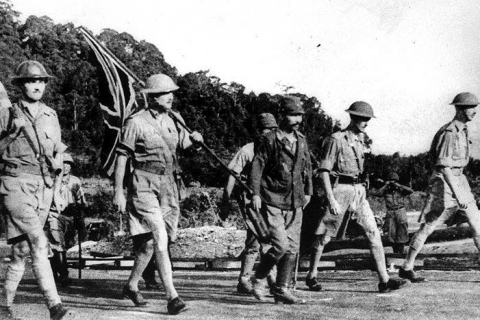 HistoriaSG: Owning History? Memory and the Fall of Singapore during World War Two