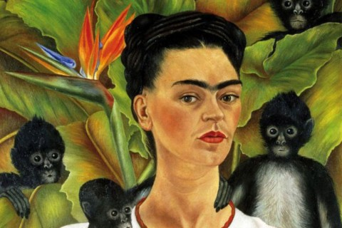 Latin-American Series - Frida Kahlo