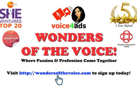 Wonders of the Voice - Beginners Guide Master Class