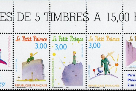 The Little Prince with Dialogue in the Dark