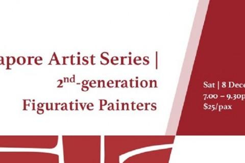Talk | Singapore Artist Series: 2nd-generation Figurative Painters