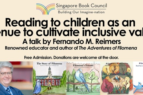 Reading to children as an avenue to cultivate inclusive values