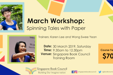 Spinning Tales with Paper