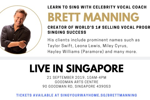Learn to Sing with Taylor Swift's Vocal Coach - Brett Manning