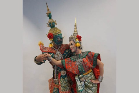 Khon Dance - Workshop