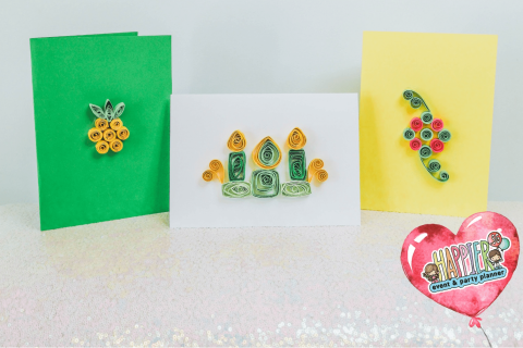 Paper Quilling Craft Activity