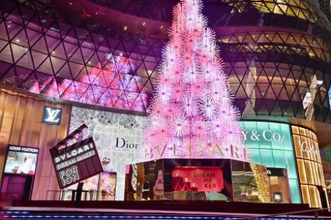 Indulge in Razzle & Dazzle with ION Orchard