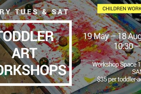 Toddler Art Workshops