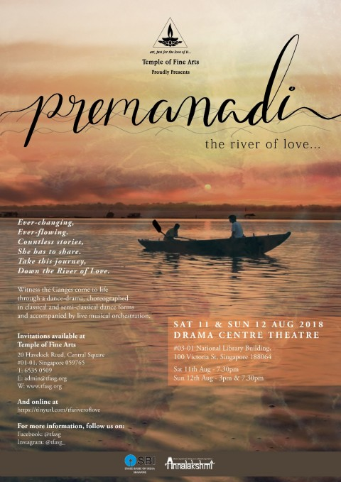 Premanadi - River of love
