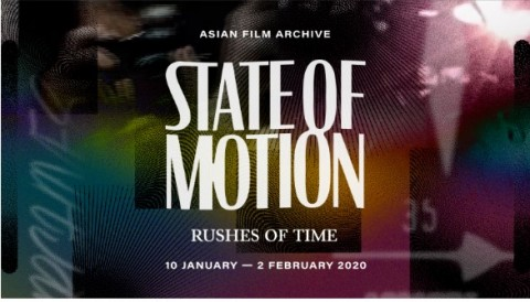 State of Motion 2020: Rushes of Time