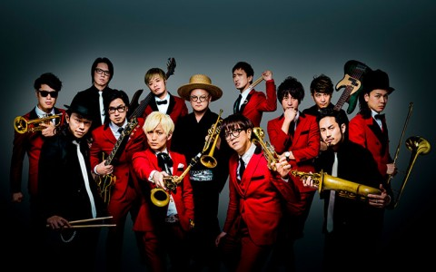 Japanese Jazz Party: Horns Riot