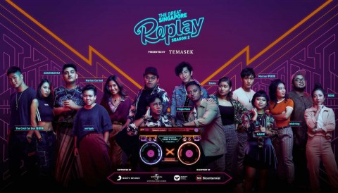 The Great Singapore Replay Pop-up Performances feat RENE, Marian Carmel and more!
