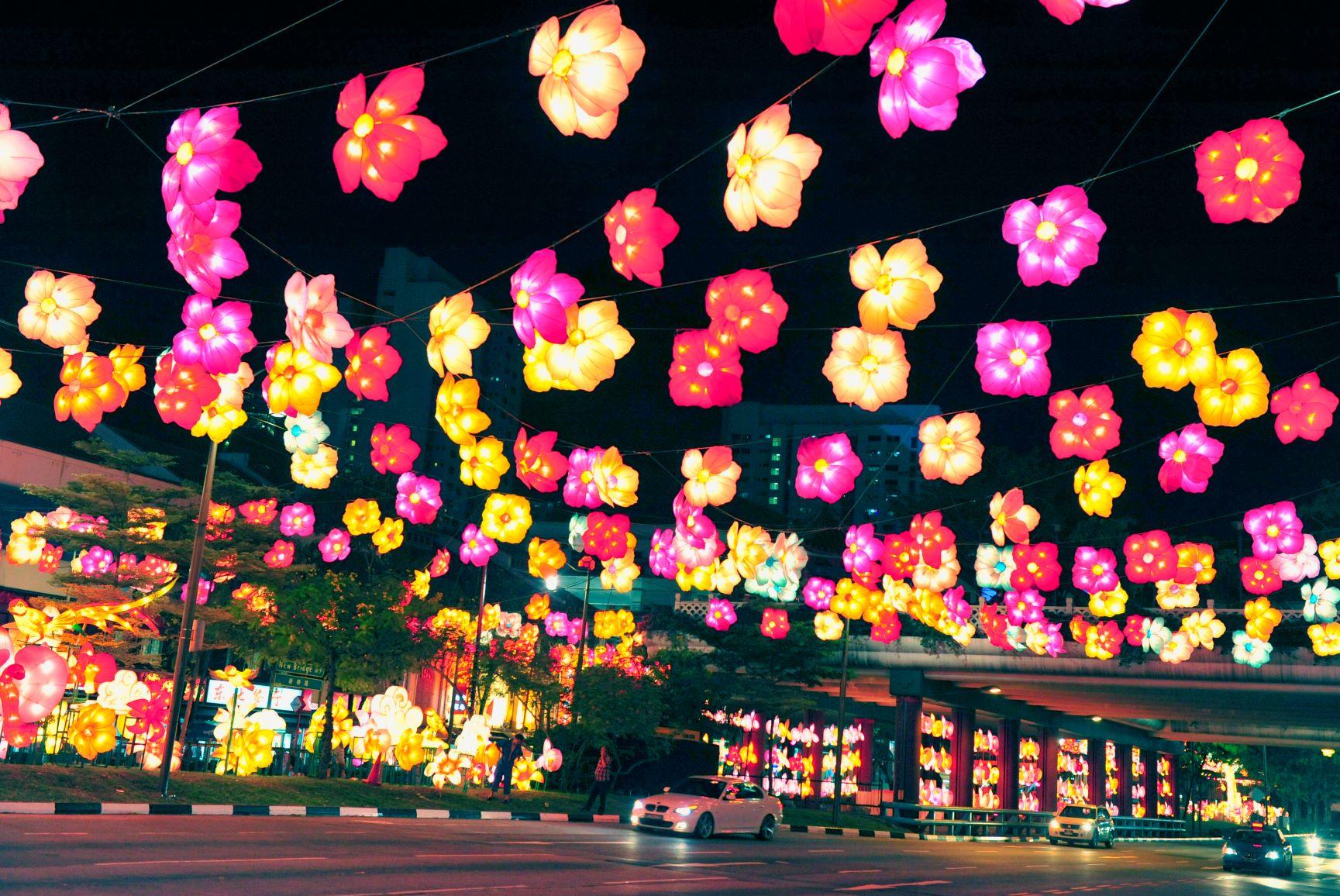 Chinatown Mid-Autumn Festival 2018 Street Light Up- Arts