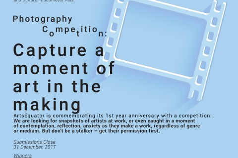 Photography Competition: Capture a moment of art in the making